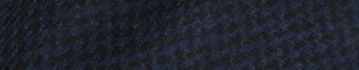 【Ca_82w051】ブラック×ネイビー・ハウンドトゥース