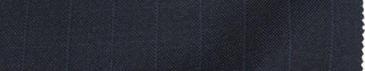 【Er_8wtr07】ダークブルーグレー+1.5cm巾ブルーストライプ