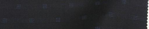【La_8w03】ダークネイビー・ファンシードット+シャドウチェック