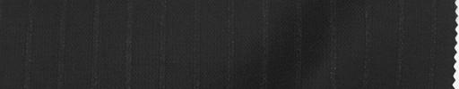 【Re_8w01】ブラック+1cm巾織りストライプ