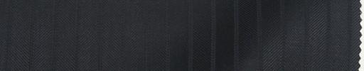【Re_8w08】ダークネイビー柄+8ミリ巾織りストライプ