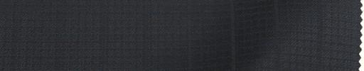 【Re_8w10】ダークネイビーミニチェック+1.6cm巾織りストライプ