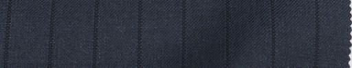 【To_8w04】ブルーグレー+1.5cm巾織りストライプ