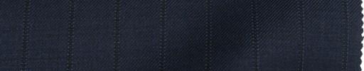 【To_8w05】ネイビー+1.5cm巾織りストライプ