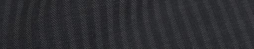 【Bm08w_07】チャコールグレー6ミリ巾ヘリンボーン