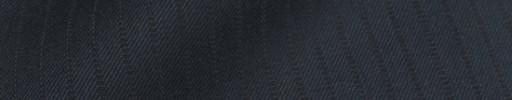 【Bm08w_10】ネイビー+5ミリ巾織りストライプ