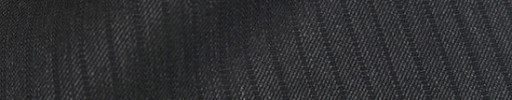 【Bm08w_11】チャコールグレー+5ミリ巾織りストライプ