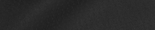 【Bm08w_12】ブラック+3ミリ巾ファンシードットストライプ