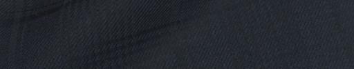 【Bm08w_15】ネイビーシャドウチェック+5.5×4.5cmオーバープレイド