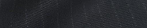 【Bm08w_16】ダークネイビー+1.1cm巾ストライプ