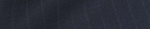 【Bm08w_17】ネイビー+1.1cm巾ストライプ