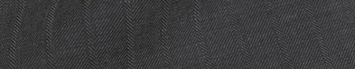 【Bm08w_18】ミディアムグレー+1.1cm巾織りストライプ