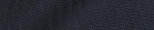 【Bm08w_21】ダークネイビー柄+4ミリ巾ストライプ