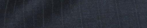 【Dol_8w04】ネイビー+1.5cm巾織り交互ストライプ