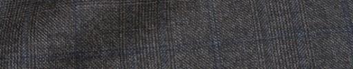 【Dol_8w31】ブラウングレンチェック+5×4.5cmネイビープレイド