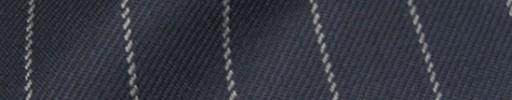 【Hs_8ct04】ネイビー+1.9cm巾白ストライプ