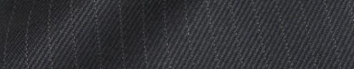 【Hs_8ct43】チャコールグレー+6ミリ巾ストライプ