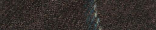 【Hs_8st03】ダークブラウン+8×7cmグリーンミックスチェック