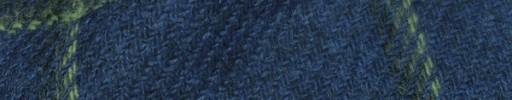 【Hs_8st06】ブルー+8×7cmグリーンミックスチェック