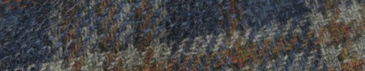 【Hs_8st20】ブルーグレー+8×7cmブラウン・ライトグレープレイド