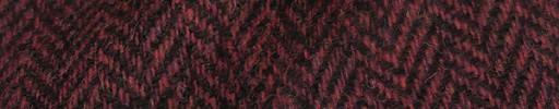 【Hs_8st35】ダークレッド1.6cm巾ヘリンボーン
