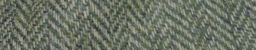 【Hs_8st39】グラスグリーン1.6cm巾ヘリンボーン