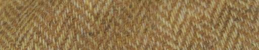 【Hs_8st40】マスタードイエロー1.6cm巾ヘリンボーン