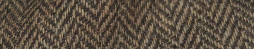 【Hs_8st43】ブラウン1.6cm巾ヘリンボーン