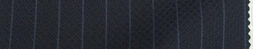 【Miy_8w17】ネイビーアーガイルシャドウ柄+1.1cm巾ブルーストライプ