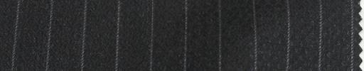 【Miy_8w19】ダークグレーアーガイルシャドウ柄+1.1cm巾白ストライプ