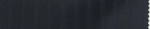 【Miy_8w29】ネイビー柄+1.2cm巾織りストライプ