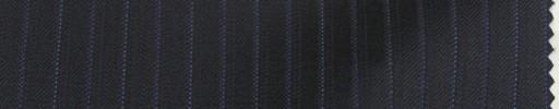 【Miy_8w34】ダークネイビー柄+1.5cm巾パープル交互ストライプ