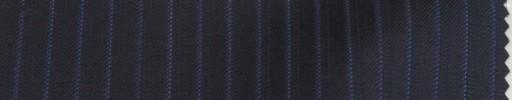 【Miy_8w35】ネイビー柄+1.5cm巾パープル交互ストライプ