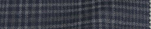 【Mjt_15】ブルーグレー8×6cmチェック