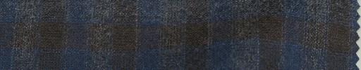 【Mjt_38】グレー+3×2.5cmブラウン・ブループレイド