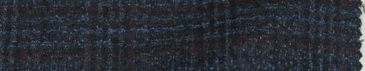 【Mjt_56】ネイビーミックス+5×4cm水色・ワインレッドプレイド