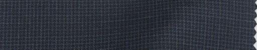 【Mps_w07】ダークネイビー柄+3ミリグレー・ブルーミニチェック