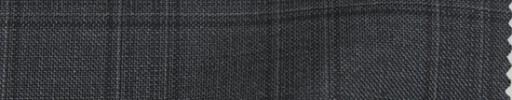 【Mps_w08】チャコールグレー+4×3.5cmファンシーチェック