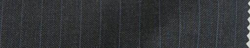 【Mps_w12】チャコールグレーシャドウ柄+9ミリ巾ブルーストライプ