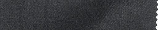 【Mps_w14】チャコールグレー1.8cm巾織り交互ストライプ