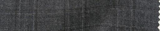【Mps_w19】ミディアムグレー+4×3.5cmファンシーチェック