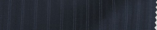 【Mps_w26】ダークブルーグレー9ミリ巾ダブルドット・織り交互ストライプ