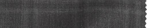 【Mps_w28】ライトグレーブラウン+4.5×4cmファンシーチェック+織りオーバープレイド