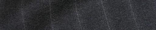 【Dov_9w44】チャコールグレー+2cm巾グレーストライプ