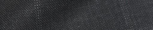 【Cb_8w028】チャコールグレー+4.2×4.8cm白ドットプレイド