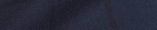 【Cb_8w031】ネイビー+3.5×3.2cmブラックウィンドウペーン