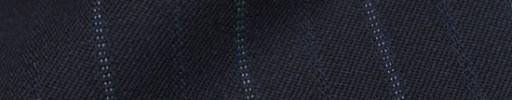 【Cb_8w033】ネイビー+2.3cm巾ドット・織り交互ストライプ