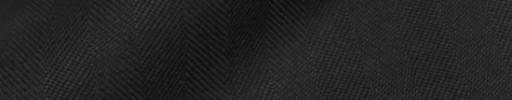 【Cb_8w047】ブラック1.5cm巾ヘリンボーン