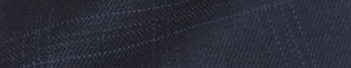 【Cb_8w074】ネイビー+4×3cm織り・ブループレイド