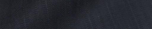 【Cb_8w078】ネイビー柄+1.3cm巾織りストライプ